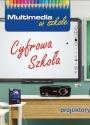 Akcja Multimedia w szkole - ekrany, tablice, projektory i wizualizery