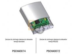 Bezprzewodowy odbiornik radiowy Nice z możliwością sterowania z projektora +12V wersja RS232 - do 22 ekranów jednocześnie