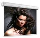 Ekran elektryczny Adeo Elegance 340x191 cm lub 330x185 cm (wersja BE) format 16:9 + projektor