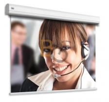 Ekran elektryczny Adeo Professional 193x193 cm lub 183x183 cm (wersja BE) format 1:1