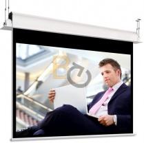 Ekran elektryczny Adeo do zabudowy Inceel 200x123 cm lub 190x113 cm (wersja BE) format 16:9