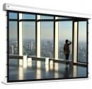 Ekran elektryczny z napinaczami Adeo Tensio Alumid 363x156 cm (21:9)