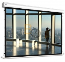 Ekran elektryczny z napinaczami Adeo Tensio Alumid 413x310 cm (4:3)
