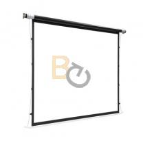 Ekran elektryczny z napinaczami Adeo Tensio Basic 350x196 cm (16:9)