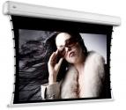 Ekran elektryczny z napinaczami Adeo Tensio Elegance 302x129 cm (21:9)