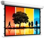 Ekran elektryczny z napinaczami Adeo Tensio Motorized Linear 214x120 cm (16:9)