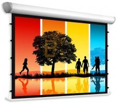 Ekran elektryczny z napinaczami Adeo Tensio Motorized Linear 214x161 cm (4:3)