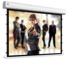Ekran elektryczny z napinaczami Adeo Tensio Professional 258x161 cm (16:10)