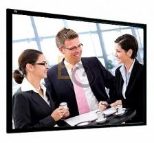 Ekran ramowy Adeo FramePro Rear Elastic Bands 334x142 cm (21:9)