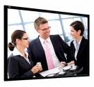 Ekran ramowy Adeo FramePro Rear Elastic Bands 384x163 cm (21:9)