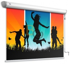 Ekran ręcznie rozwijany Adeo Winch Linear 250x250 cm (1:1)