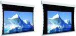 Ekran z napinaczami Adeo Tensio Classic Biformat 250 cm