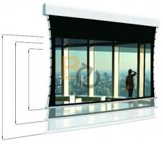 Ekran z napinaczami Adeo Tensio Multiformat 250 cm