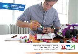 Gazetka promocyjna - Nowoczesne technologie w edukacji
