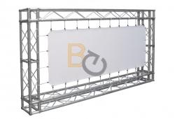 Powierzchnia projekcyjna szybkiego montażu Adeo Easy 550x413 cm (4:3)